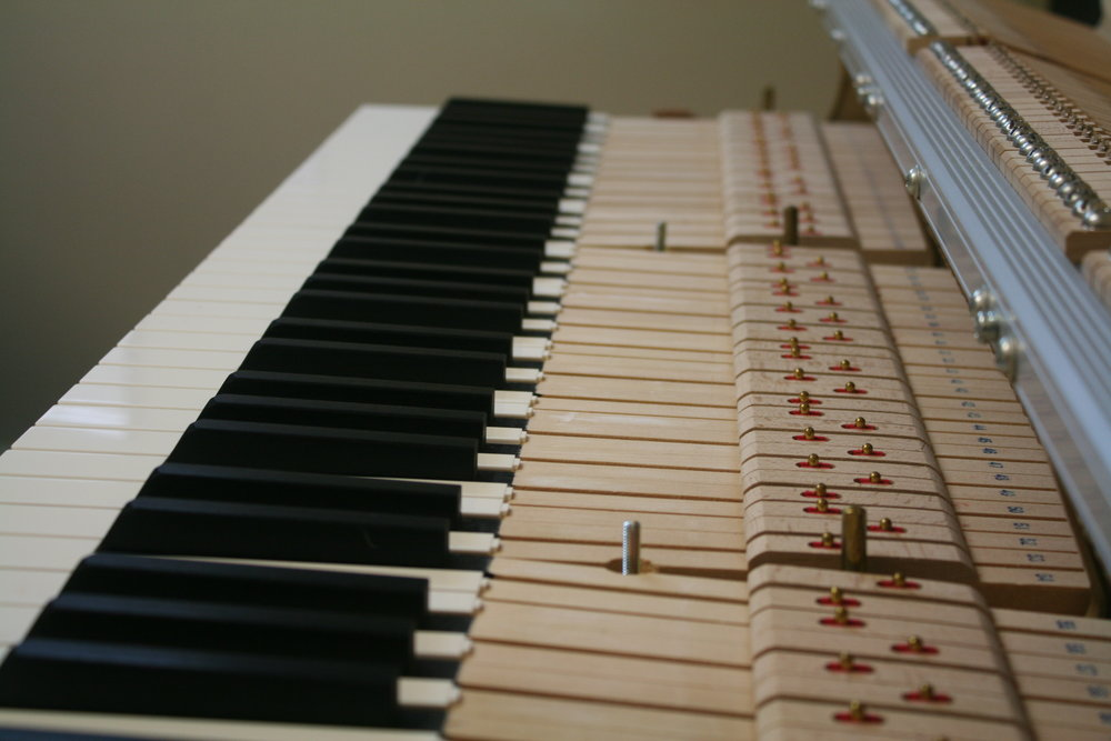 Pianos In Tune piano regulation